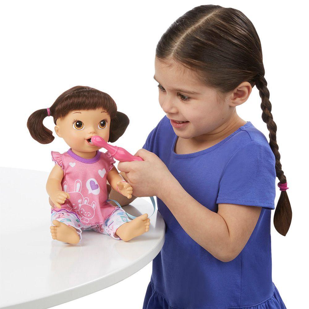 Baby Alive Bons Sonhos Morena A8349 Hasbro