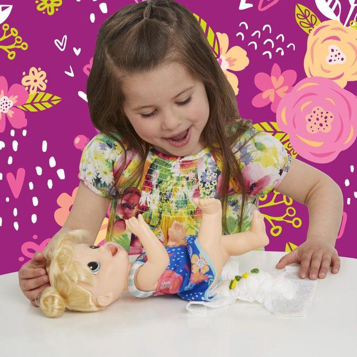 Boneca Baby Alive Festa das Massas Loira E3694 Hasbro