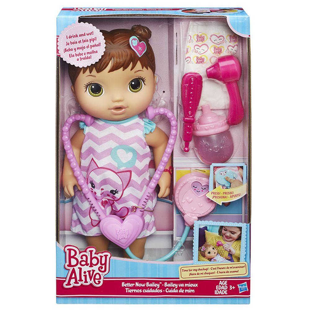 Baby AliveMorena Cuida de Mim C2692 Hasbro
