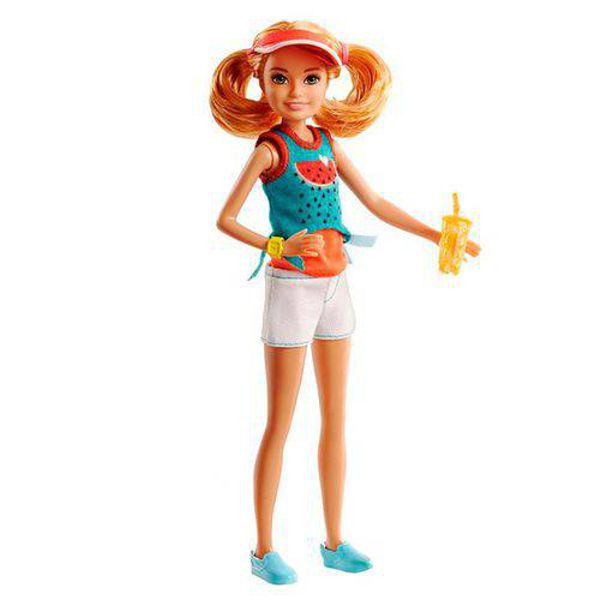 Boneca Barbie Chef Irmã Cozinhando e Criando Sortido FHP61 Mattel