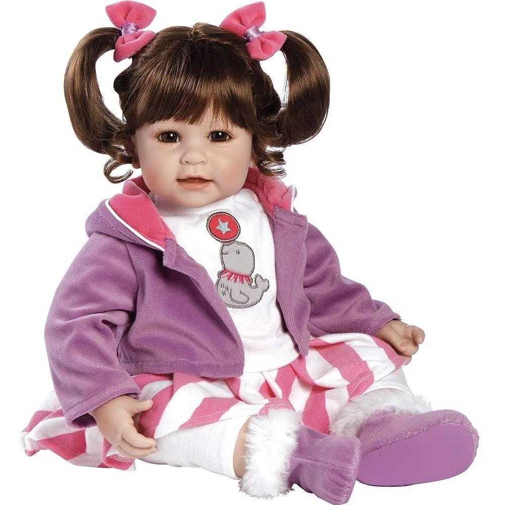 Boneca Bebê Reborn Adora Doll Balancing Act