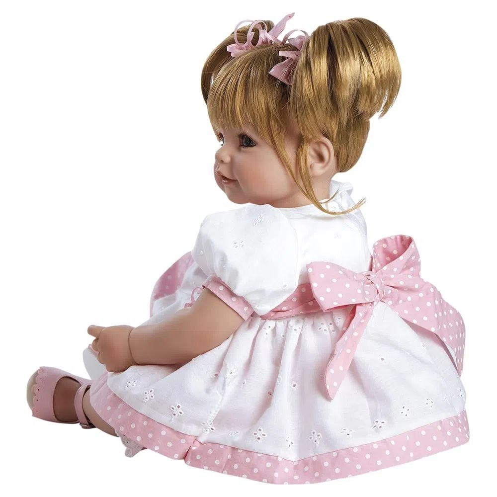 Boneca Bebê Reborn Adora Doll Happy Birthday