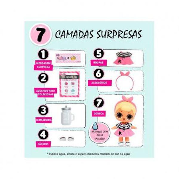 LOL Surprise 7 Surpresas Série 1 8900 Candide