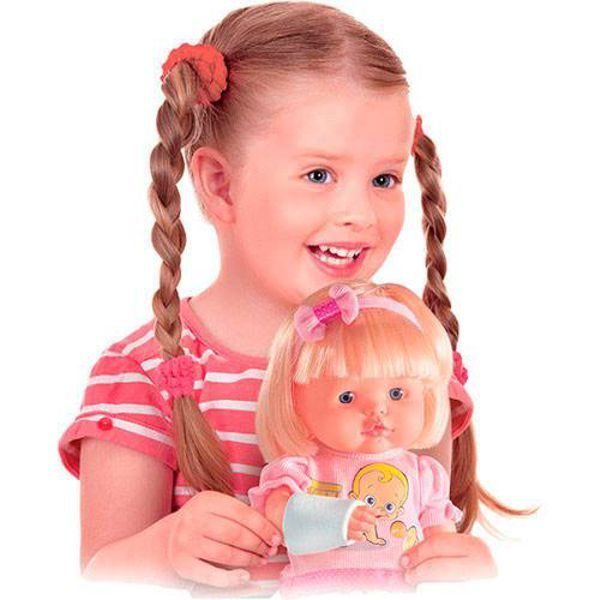 Boneca Minha Dodoizinha Gessinho 770 Sid-Nyl