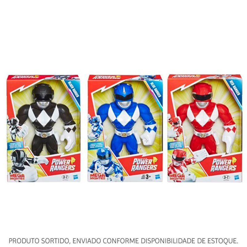 Boneco Articulado Power Rangers 27 cm Sortido E5869 Hasbro