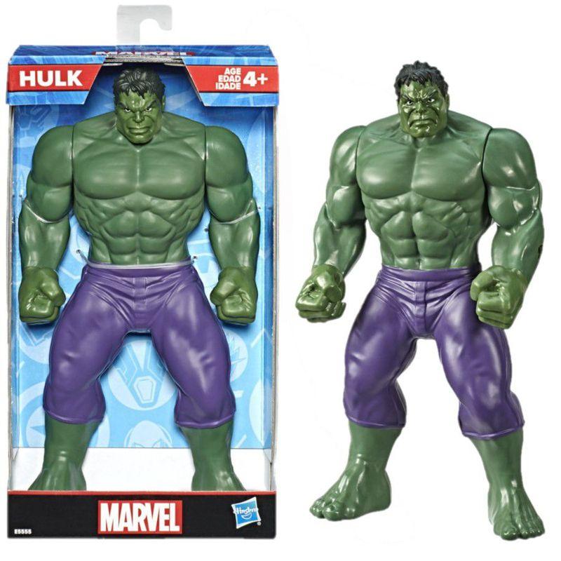 Boneco Básico Hulk E5555 Hasbro