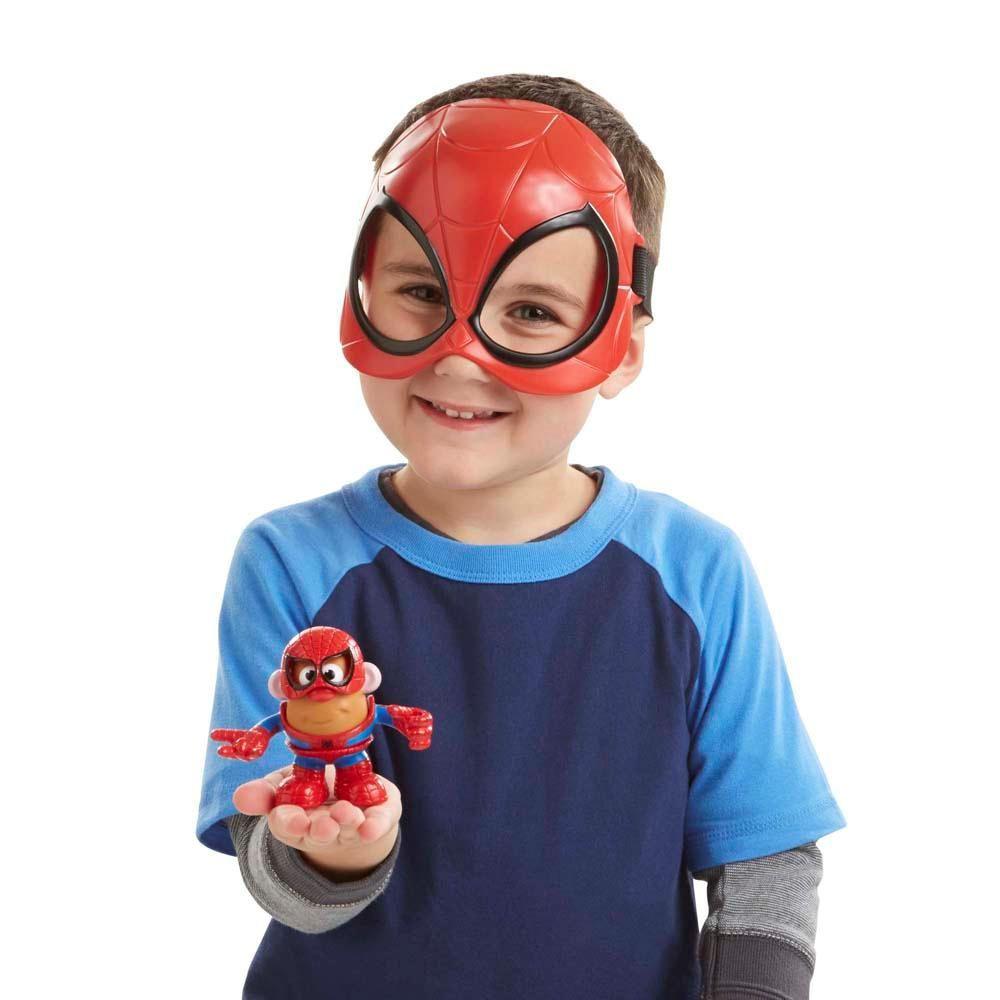 Boneco Mochila Mr Potato Spider Man B0094 Hasbro