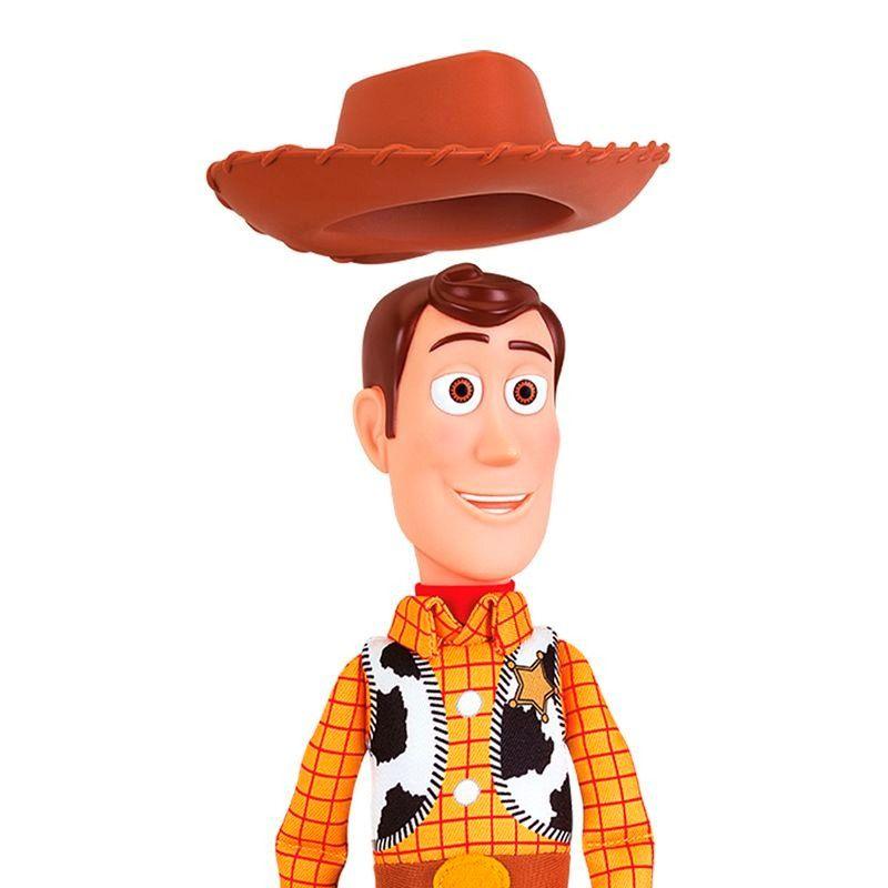 Boneco Sheriff Woody Toy Story 35683 Toyng