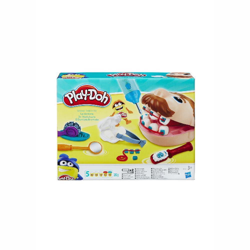Brincando de Dentista Play-Doh B5520 Hasbro
