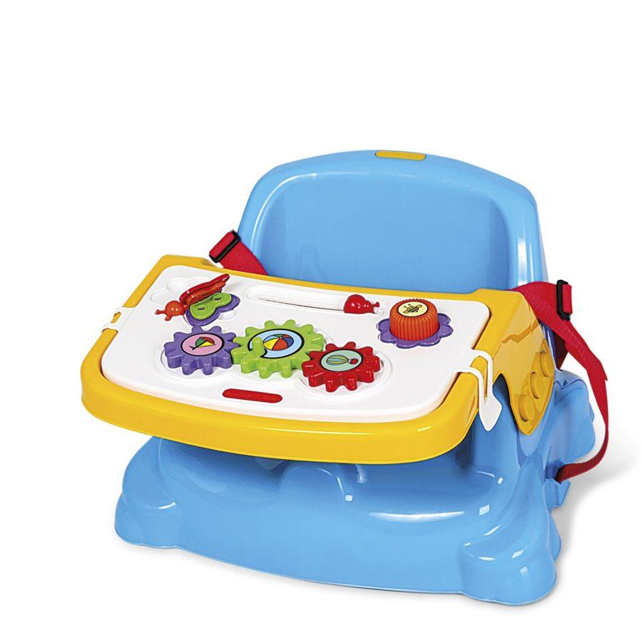 Cadeira Didática Azul 6259 Poliplac