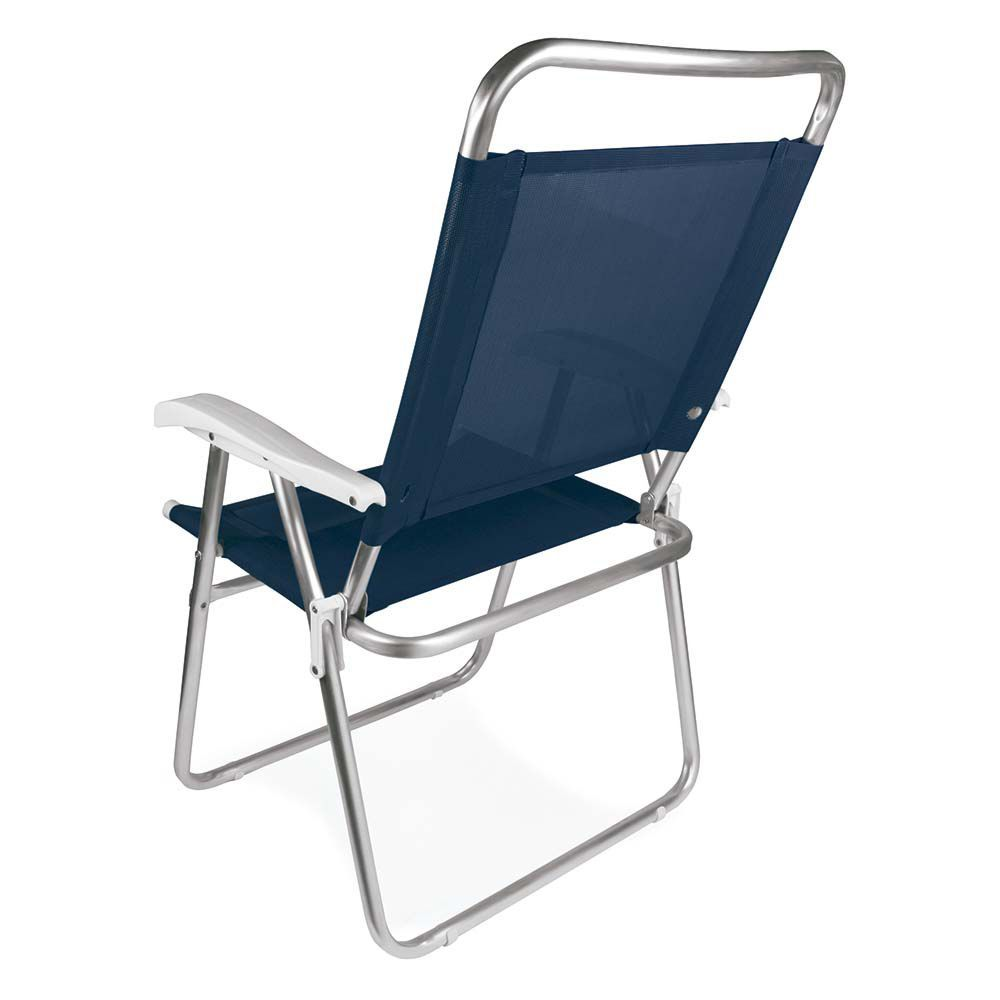 Cadeira Master Plus Ref 2112  AzulMor