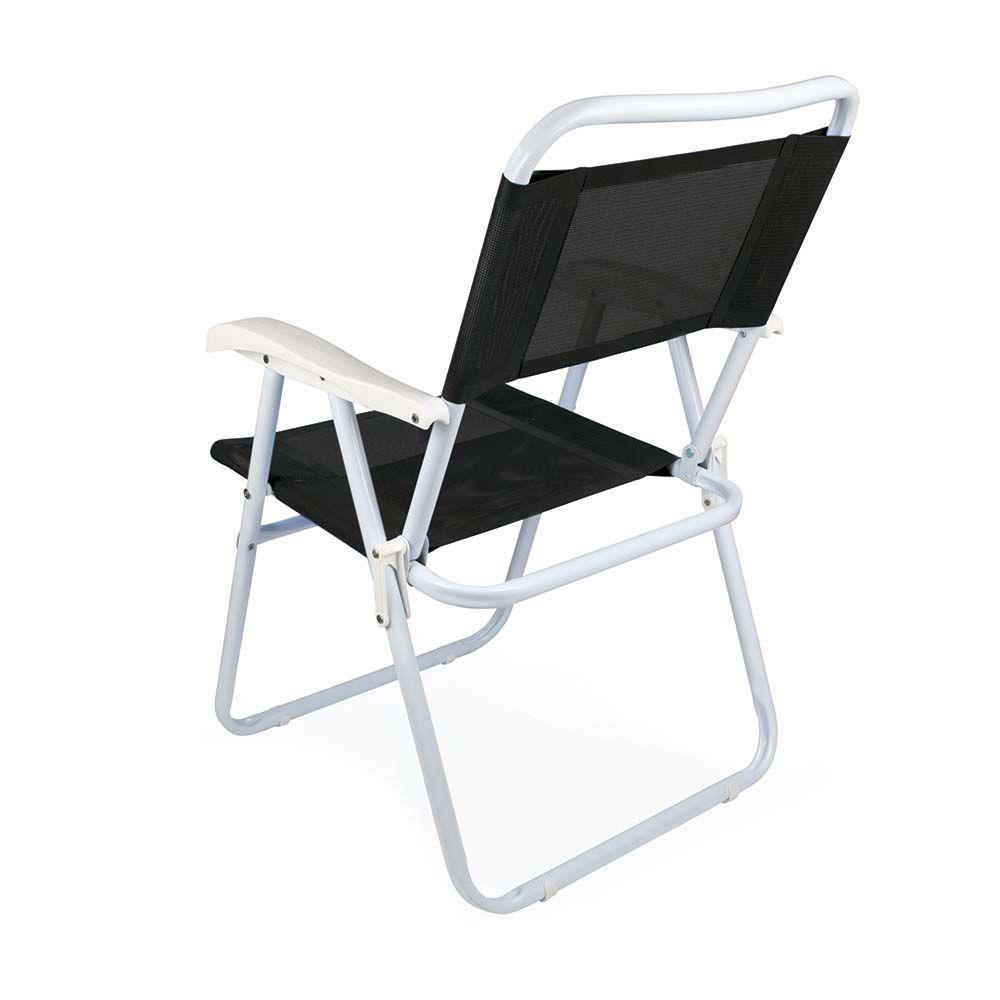 Cadeira Master Preta Ref 2035Mor