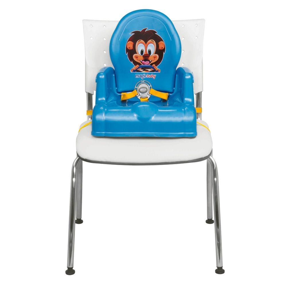 Cadeira Papinha Leão 4776 Magic Toys