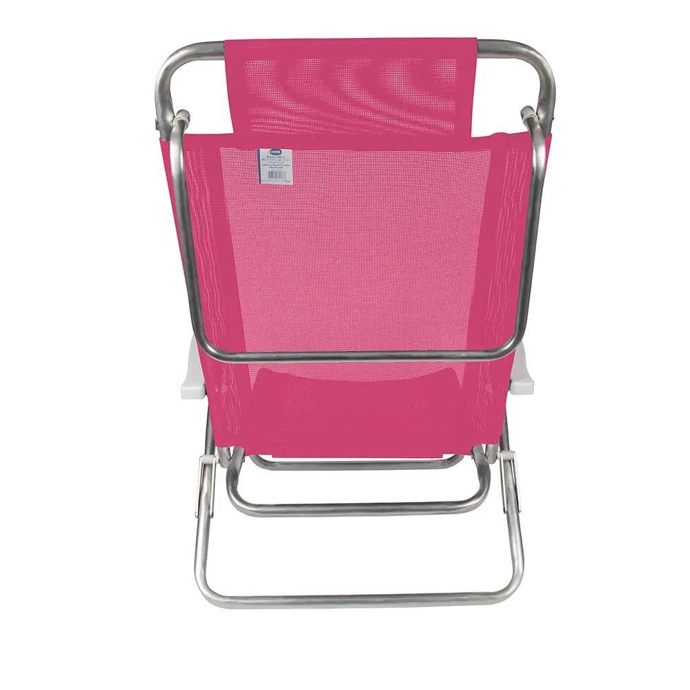 Cadeira de Praia Summer Pink 2118 Mor