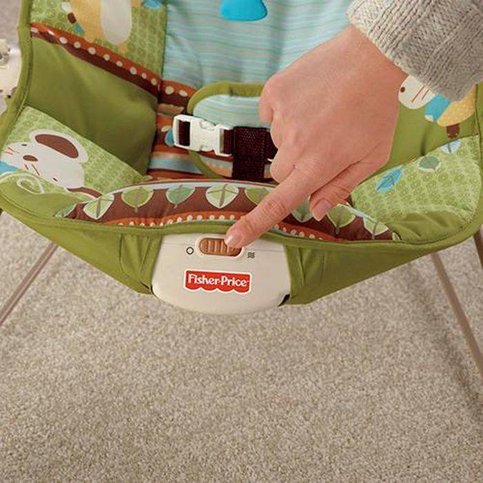 Cadeira Diversão no Bosque X7037 Fisher Price