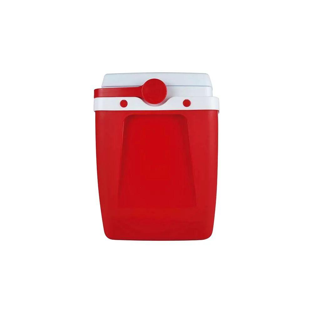 Caixa Térmica 18 Litros Vermelha 25108182 Mor