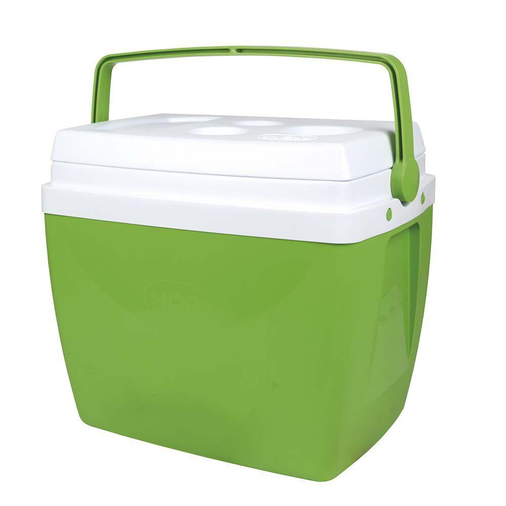 Caixa Térmica 34 Litros Verde 25108164 Mor