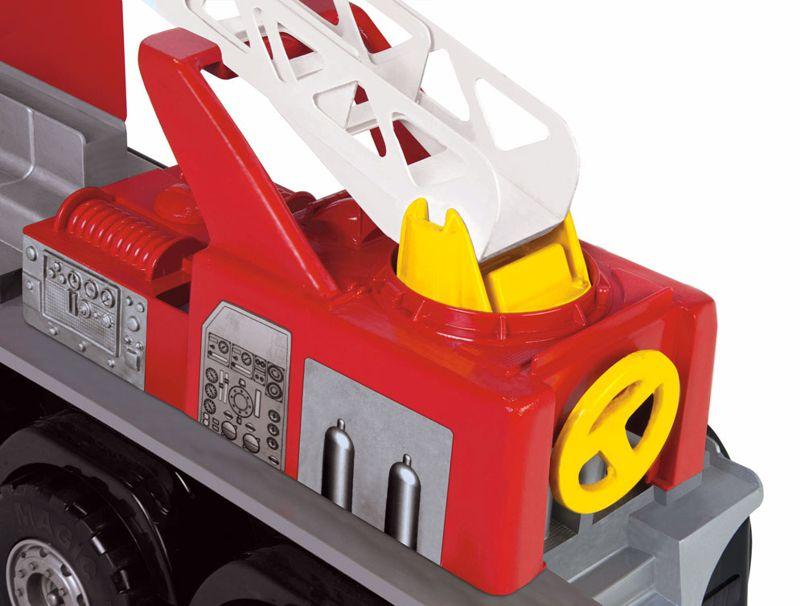 Caminhão Super Bombeiro com Som e Luz 5056 Magic Toys