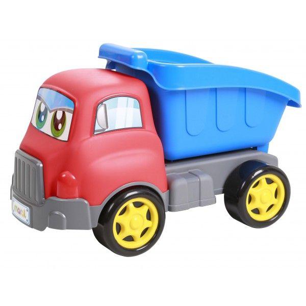 Caminhão Turbo Truck Caçamba 4140 Maral