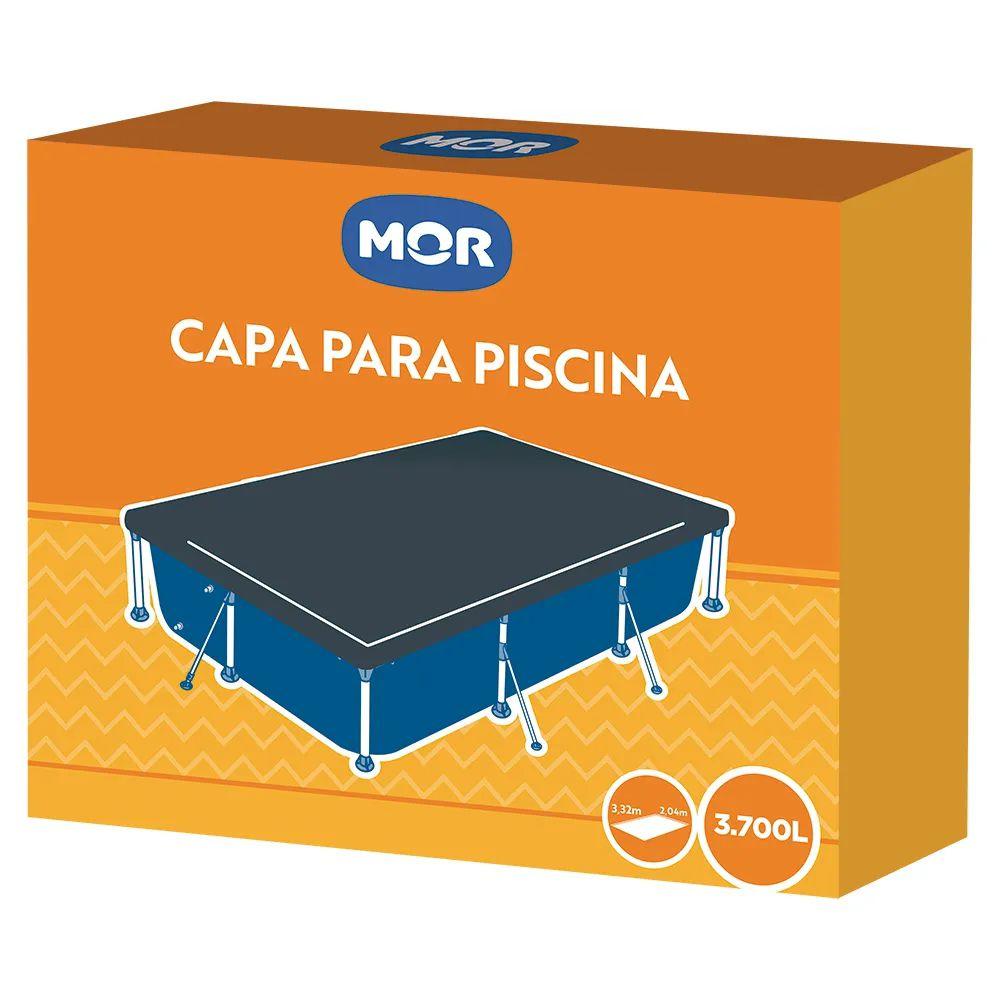 Capa Para Piscina 3700 Litros Premium 1413 Mor