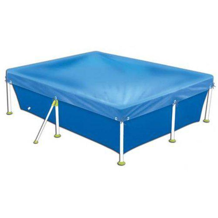 Capa Para Piscina 5000 Litros Premium Azul Ref 1414Mor