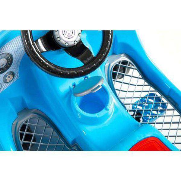 Carro 1300 Fouks 2 em 1 Azul 998 Calesita