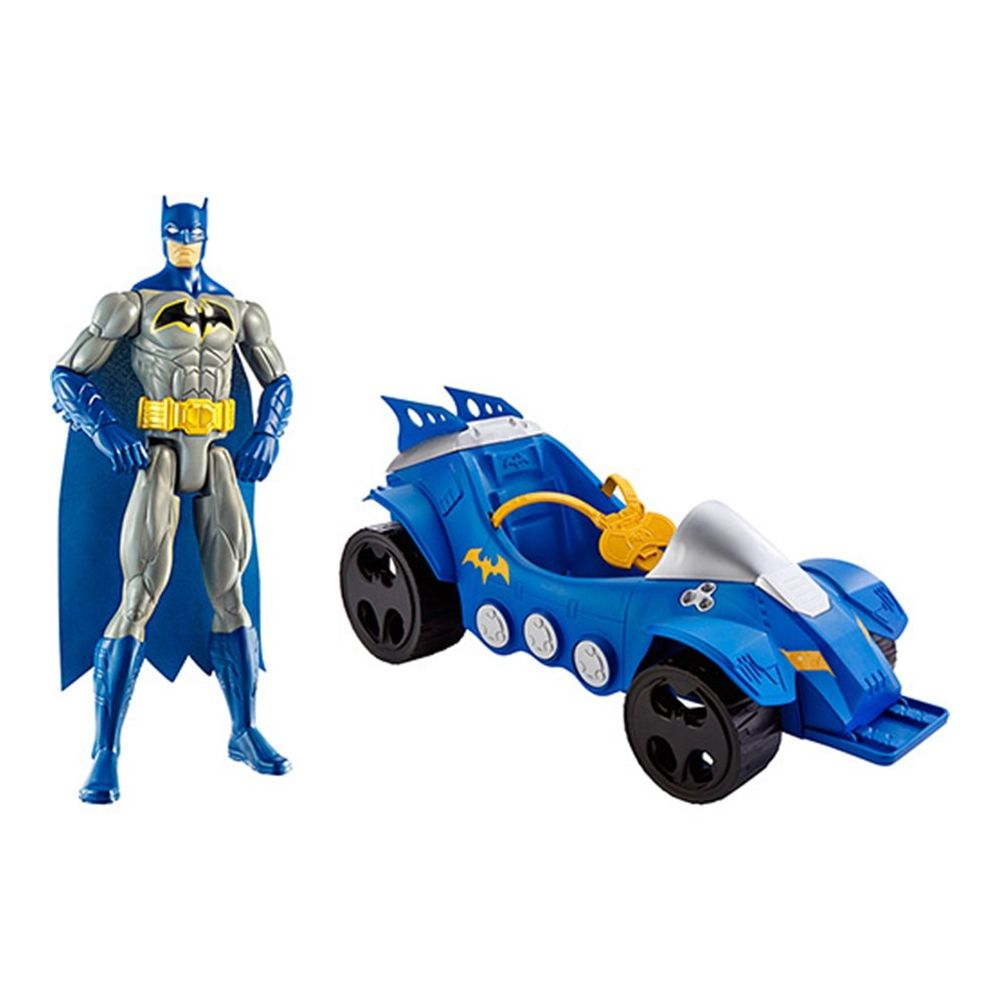 Carro Batmóvel Batman Unlimited CKK35 Mattel