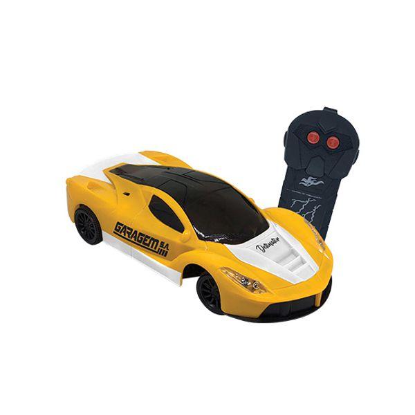 Carro Detonator Garragem SA Rádio Controle Sortido 3548 Candide