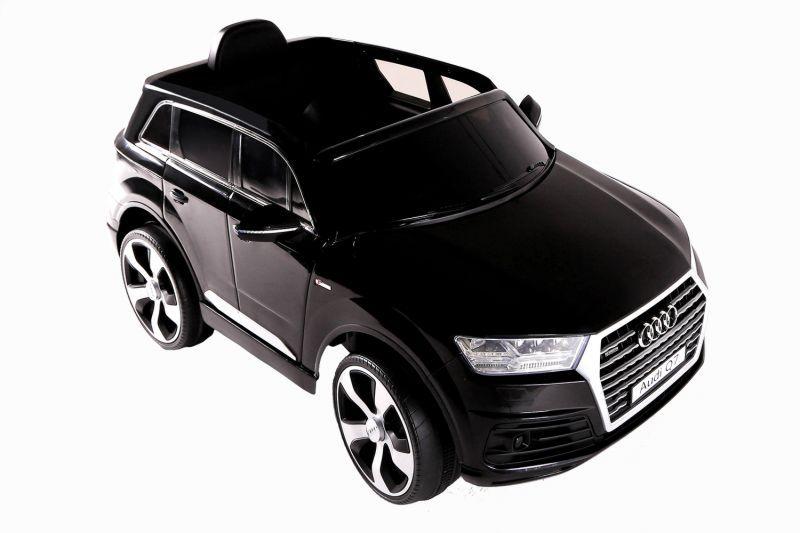 Carro Elétrico Audi Q7 Preto 12V Com Controle 928800 Belfix