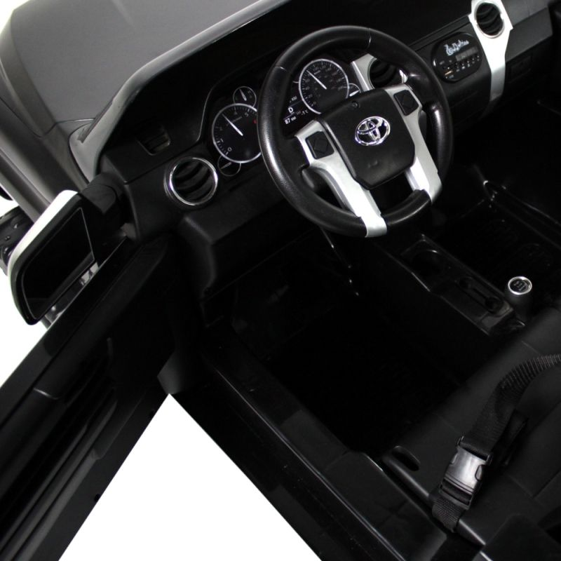 Carro Elétrico 24V Infantil Toyota Tundra JJ2255 Preto 929207 Belfix