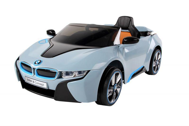Carro Elétrico 12V Esporte BMW I8 Azul Concept 927000 Belfix