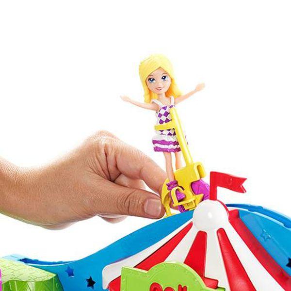 Circo dos Bichinhos Polly Pocket FRY95 Mattel