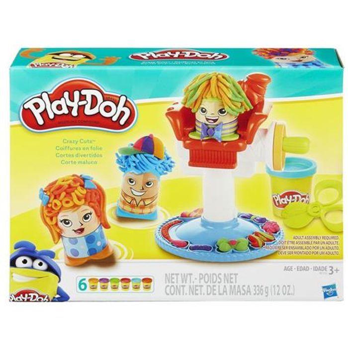 Conjunto Massinha Play-doh Corte Maluco B1155 Hasbro