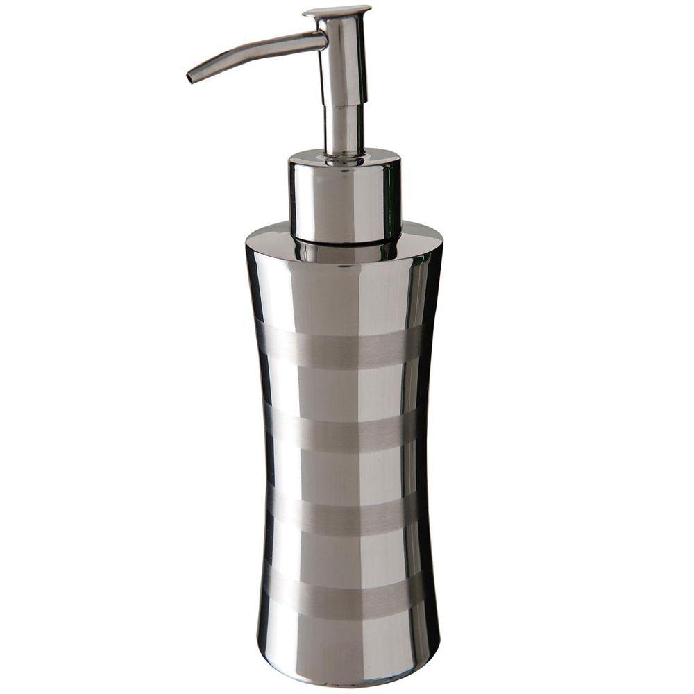 Conjunto para Banheiro 3 Peças Inox Relux 8473 Mor