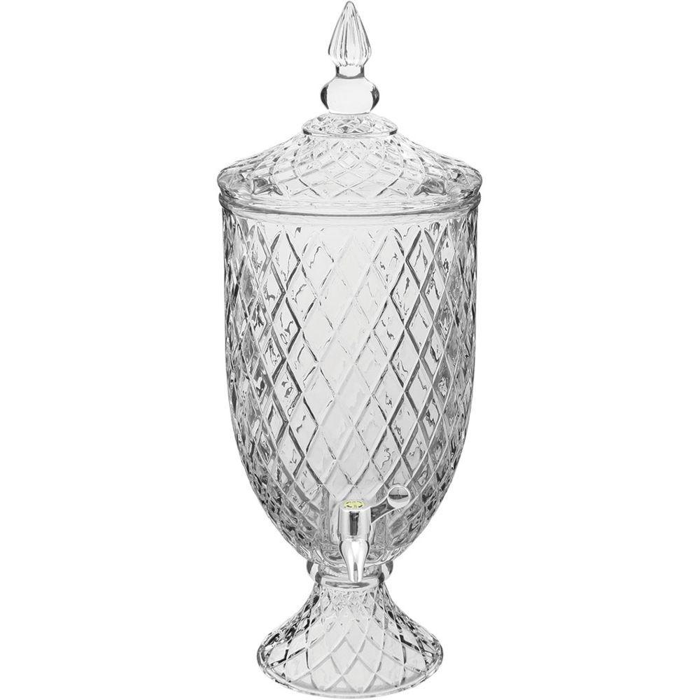 Enjoy Diamond Refresqueira 4,5L Vidro Transp. 311007233- GS