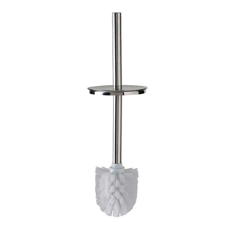 Escova de Vaso Sanitário Relux Aço Inox 8474 Mor