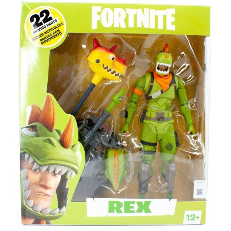 Figura de Ação Fortnite Mcfarlane Rex 8450-2 Fun