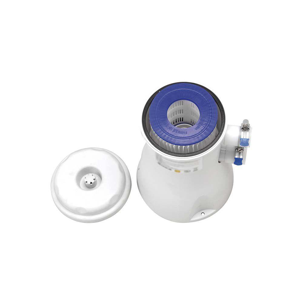 Filtro para Piscina 2200 L/h 110V 1511 Mor