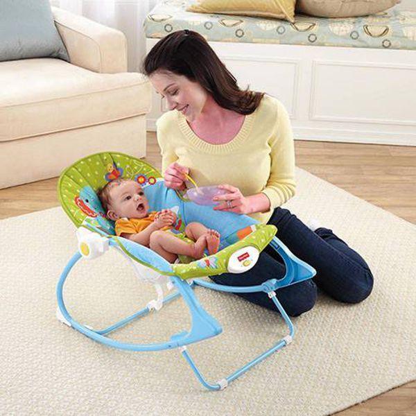 Fisher-Price Cadeira Minha Infância Bosque BGB00 Mattel