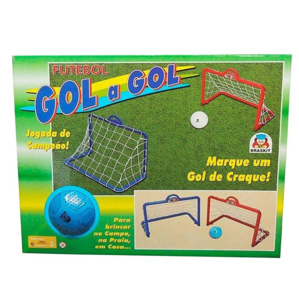 Futebol Gol a Gol 520-C Braskit
