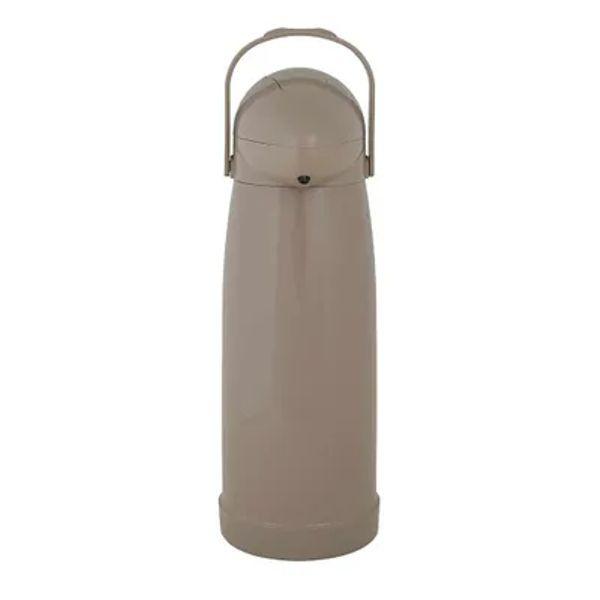 Garrafa Térmica de Pressão Nobile 1,9 Litros Bege 25101103 Mor