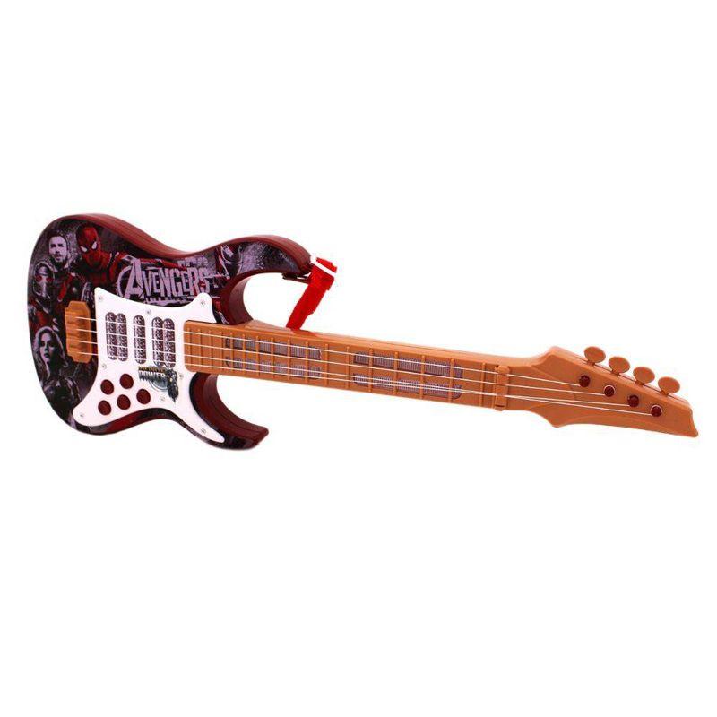 Guitarra Elétrica Infantil Vingadores 30557 Toyng