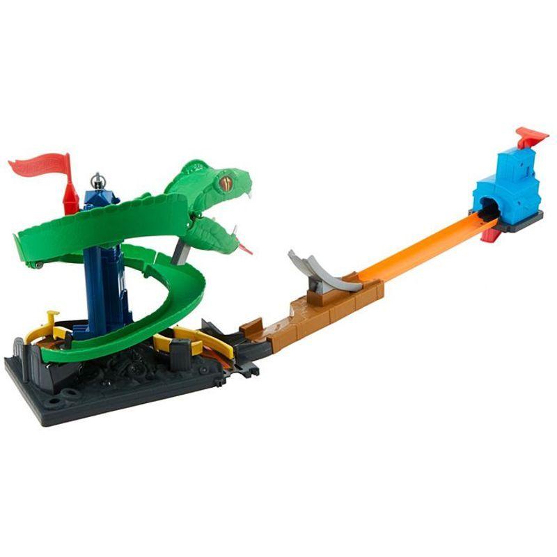 Pista Ataque de Cobra Hot Wheels FNB20 Mattel