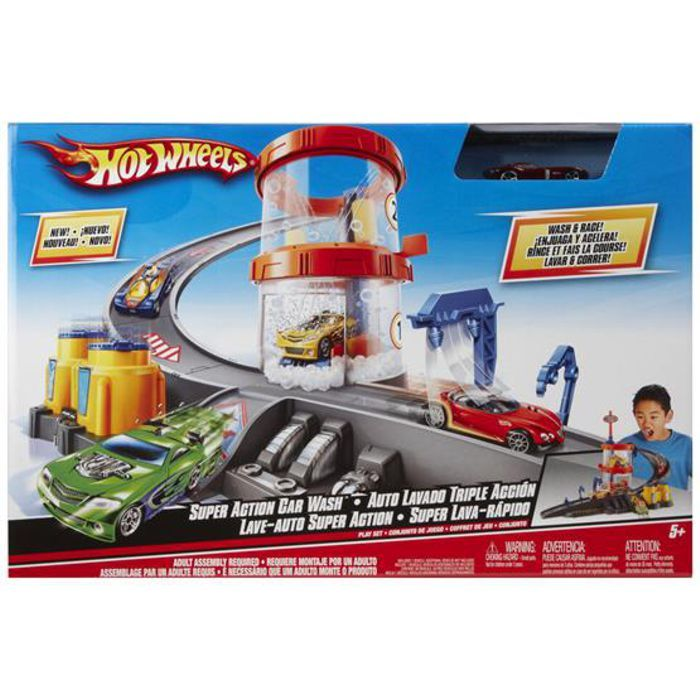 Hot Wheels Super Lava Rapido T3543 Mattel