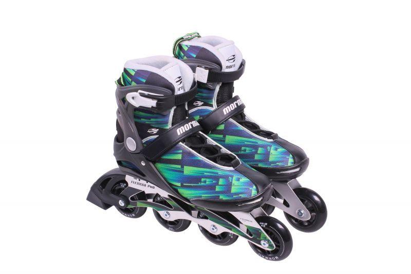 Rollers Inline Mormaii Verde Nº38 374000 Belfix
