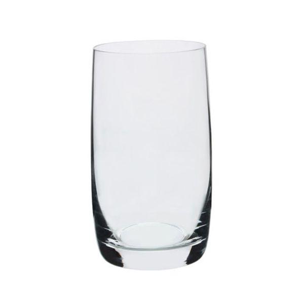 Jogo 6 Copos Long Drink 380ml Cristal Eco Pavo Bohemia