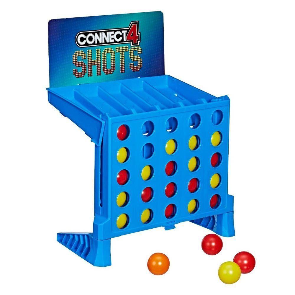 Jogo Connect 4 Shots E3578 Hasbro
