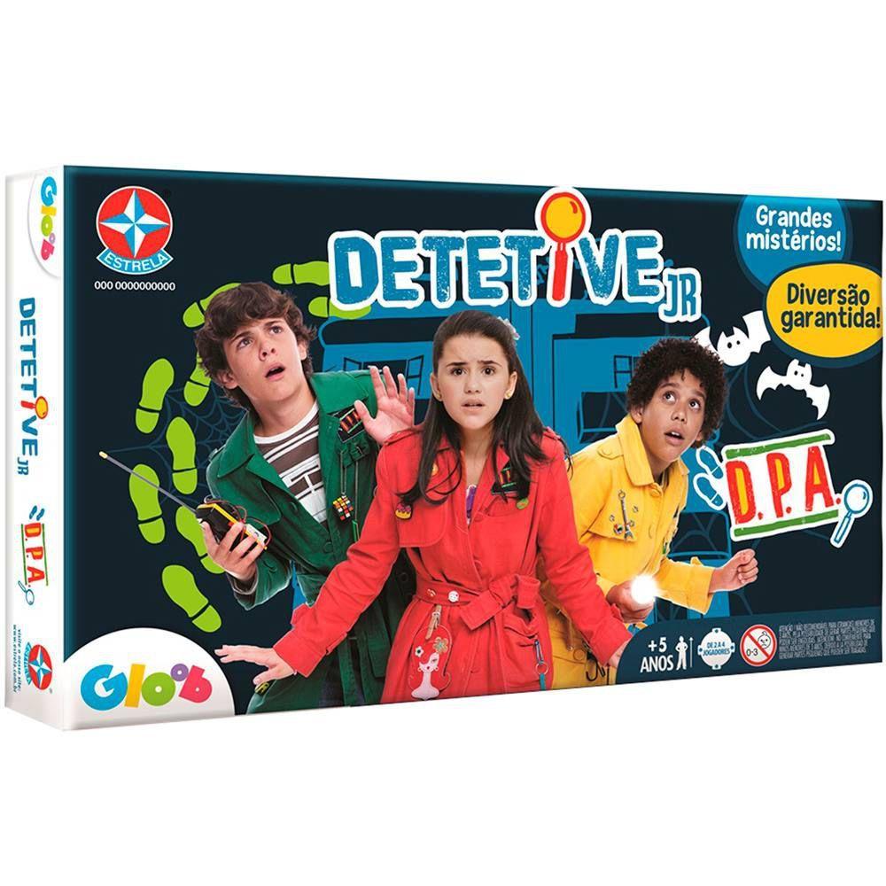 Jogo Detetive Jr DPA Estrela