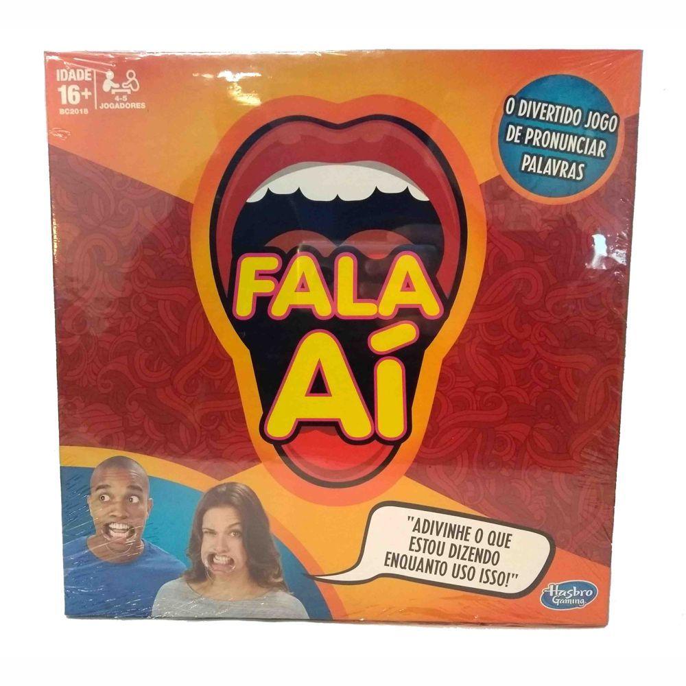 Jogo Fala Ai C2018 Hasbro