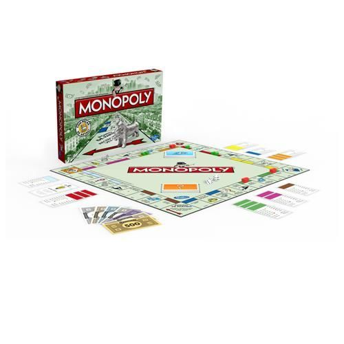 Jogo Monopoly 00009 Hasbro